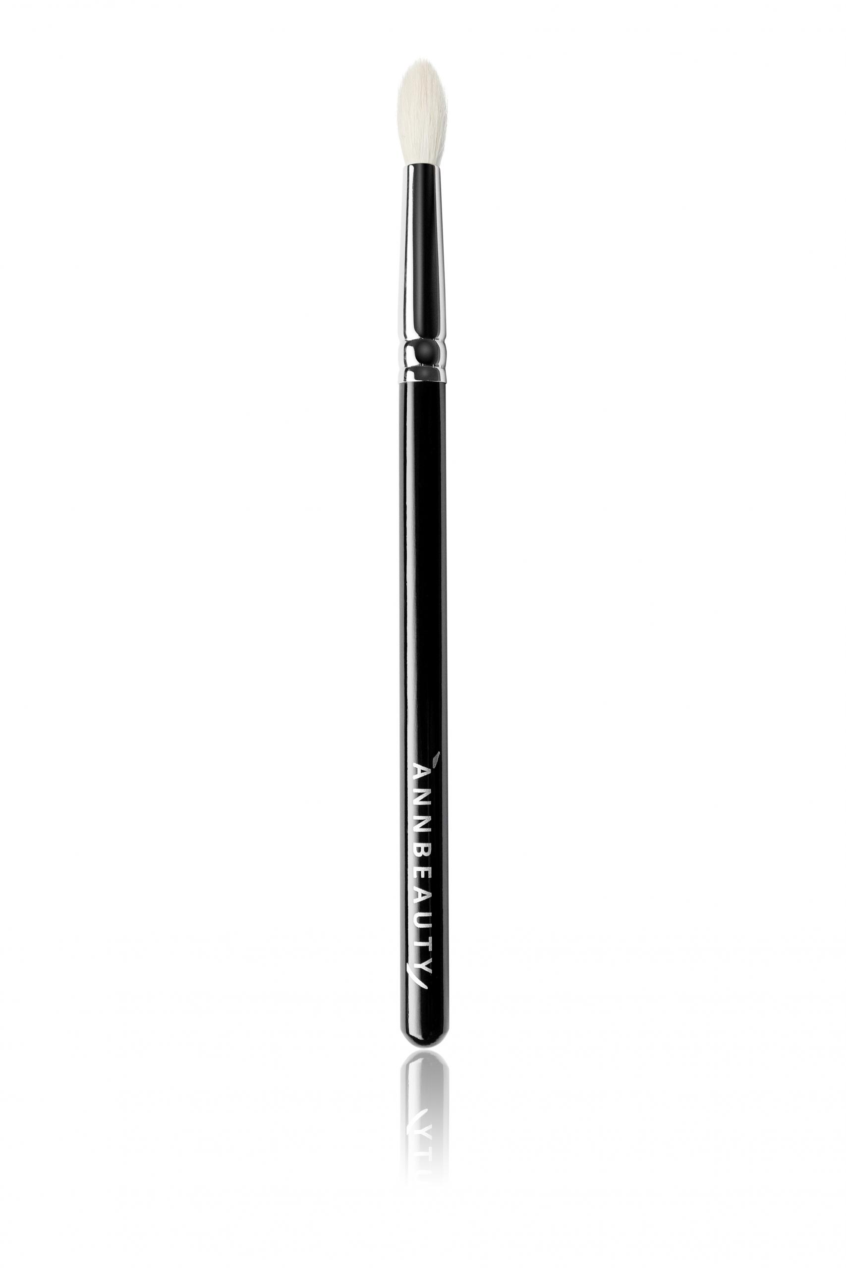 Кисть Annbeauty A9 для нанесения и растушевки теней и прорисовки складки фото ворса крупно