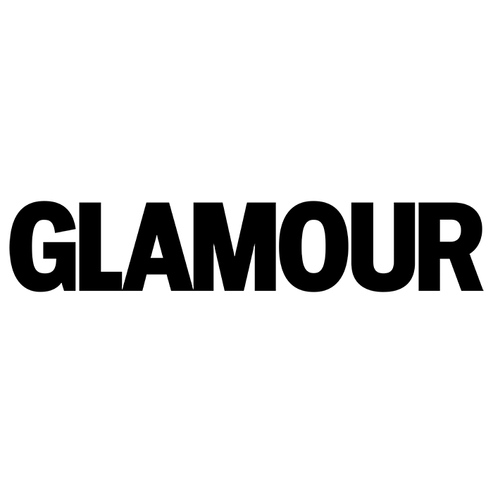 Glamour логотип