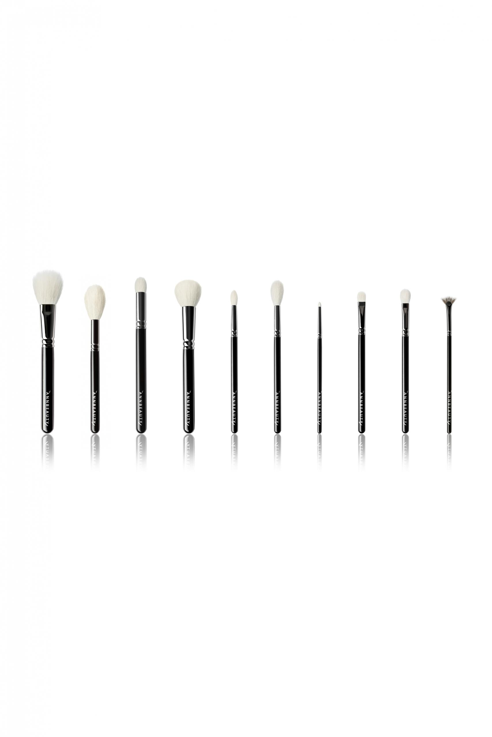 Набор кистей для макияжа Annbeauty Pro Makeup